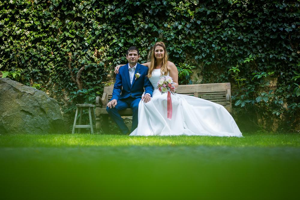 Svatební fotografie